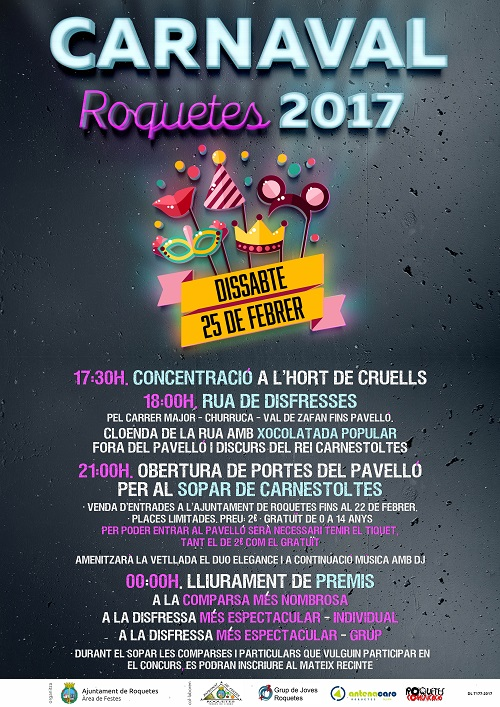 cartell carnaval 2017 web