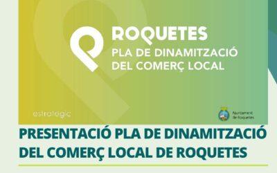 Presentació del Pla de Dinamització del Comerç Local