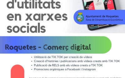 Darrers dies per inscriure's gratuïtament al Curs bàsic d'utilitat en xarxes socials