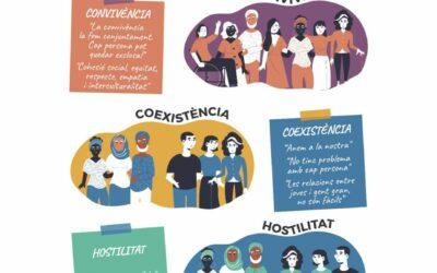 """Xerrada-col·loqui """"Millorem la convivència"""" a Roquetes el dia 07/10/2021"""