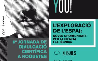 6a jornada de divulgació científica a Roquetes